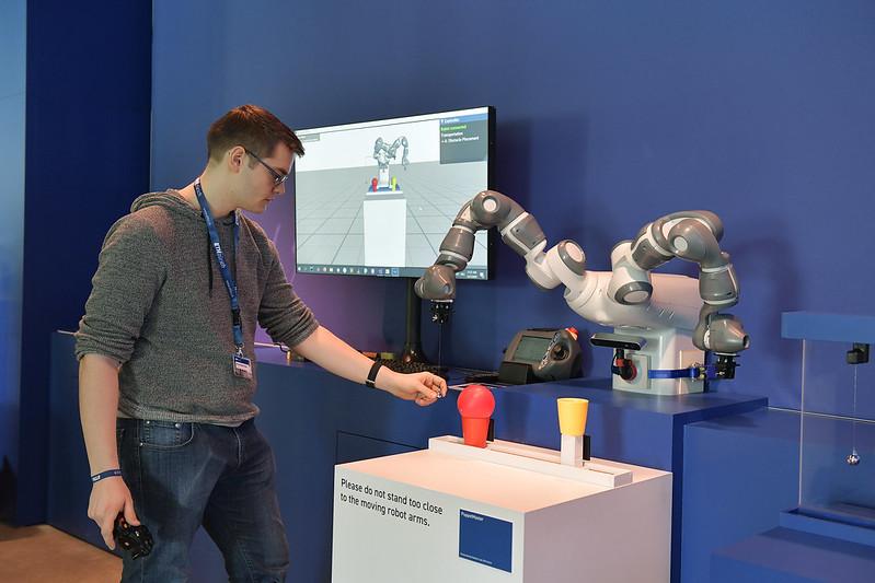 Three Challenges in Rendering Next Generation Robots
