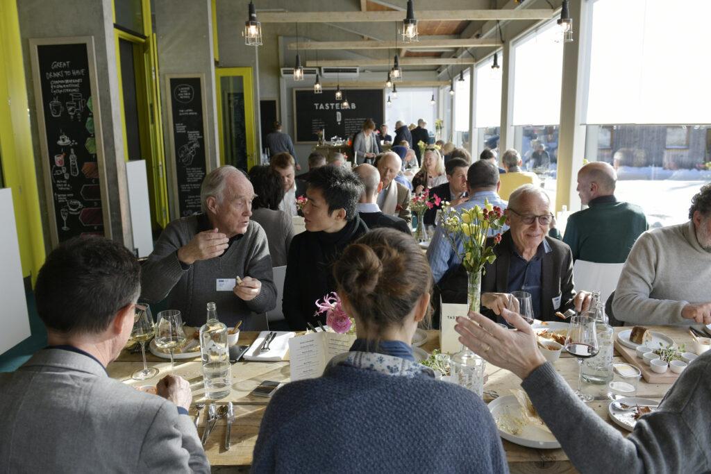 ETH Meets Davos 2020 - Tastelab restaurant