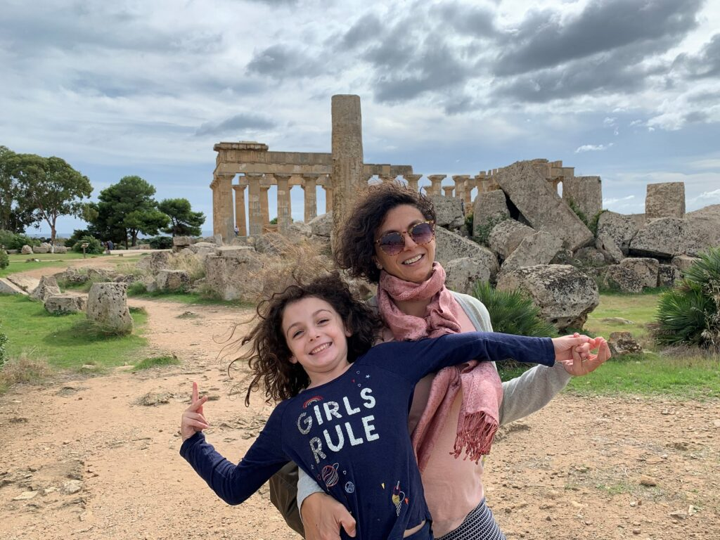 Cultural Visit to one of the Greek Colonies in Sicily, Selinunte