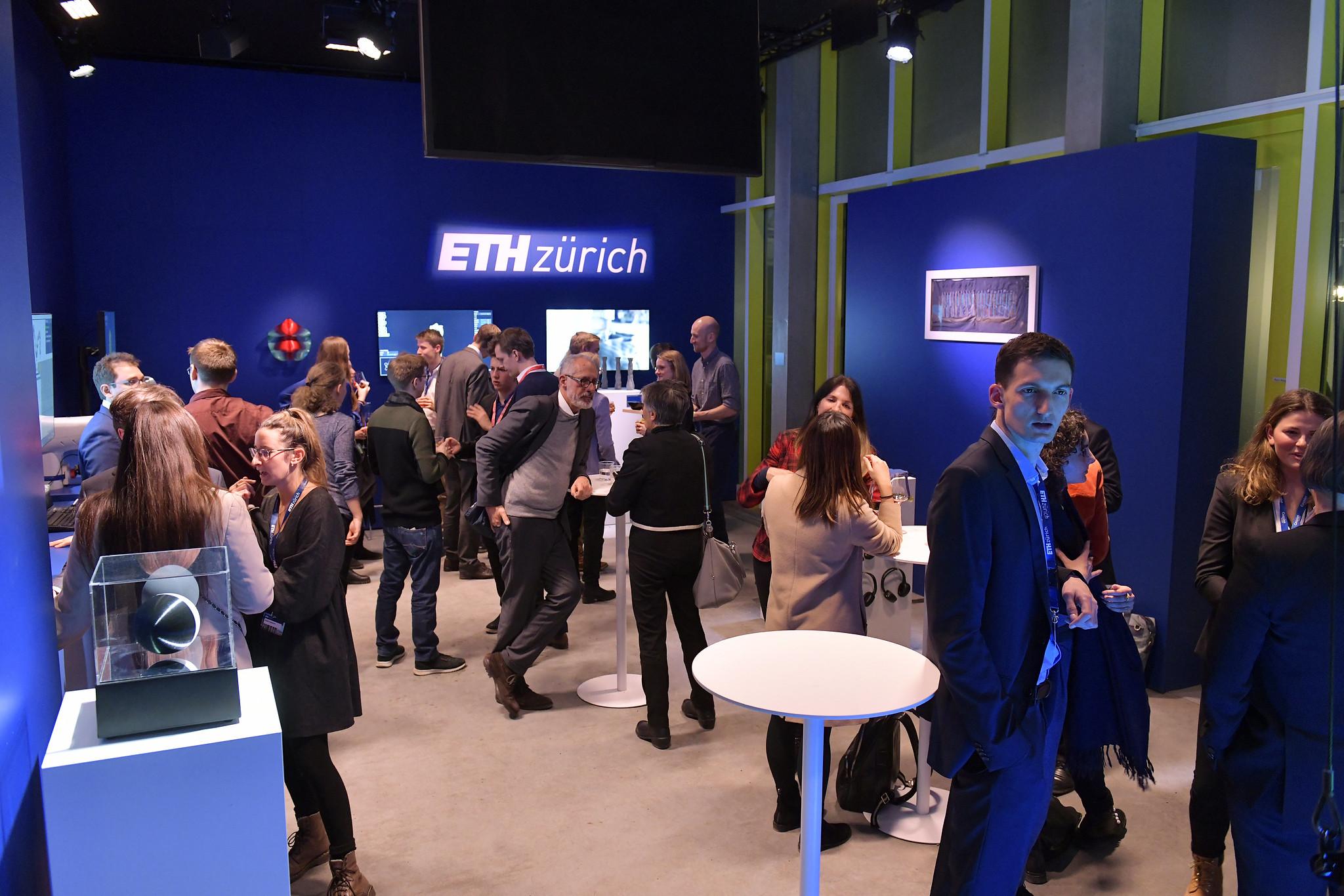 ETH Pavilion Davos 2020