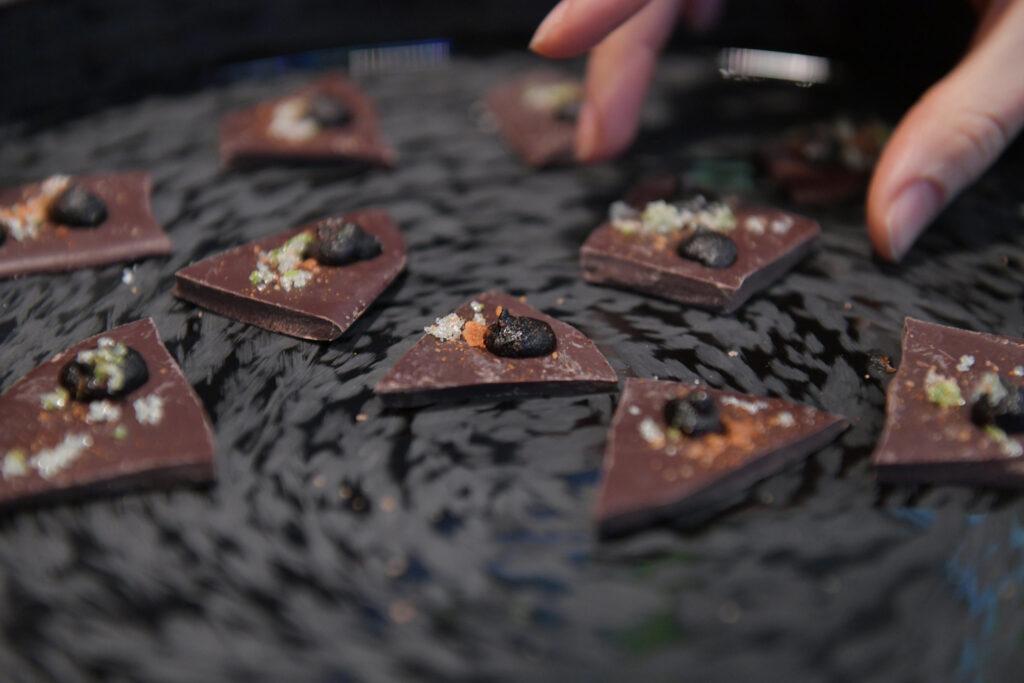 ETH Meets Davos 2020 - Chocolate