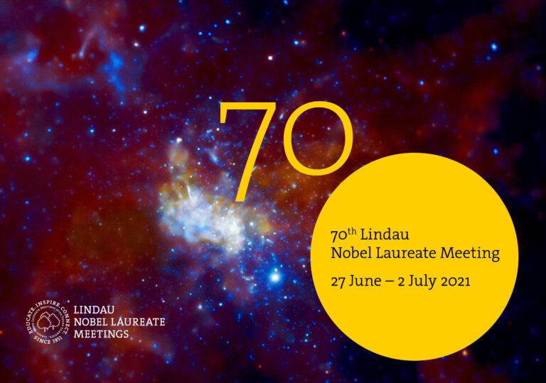 Key Visual of the Lindau Nobel Laureate Meeting 2021