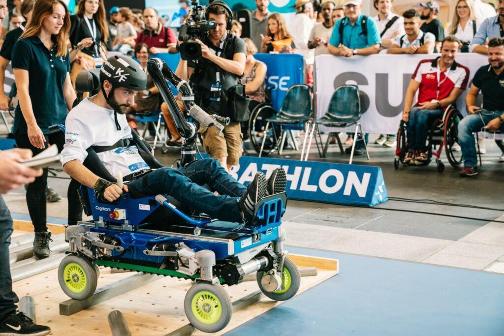 Florian Hauser at Weltklasse Zürich HB.